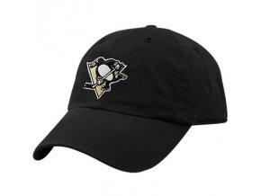 Kšiltovka Pittsburgh Penguins Classic Franchise Fitted