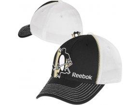 Kšiltovka Pittsburgh Penguins Structured Flex 2014