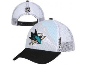 Kšiltovka San Jose Sharks Draft 2014