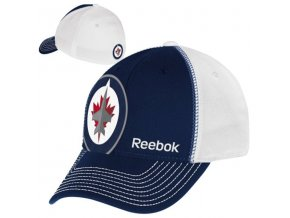 Kšiltovka Winnipeg Jets Structured Flex 2014