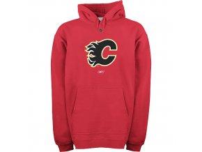 Mikina - Primary Logo - Calgary Flames - červená