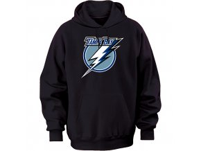 Mikina - Team Logo II. - Tampa Bay Lightning - černá