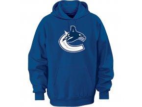 Mikina - Team Logo II. - Vancouver Canucks - modrá
