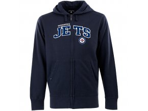Mikina - Zip - Winnipeg Jets