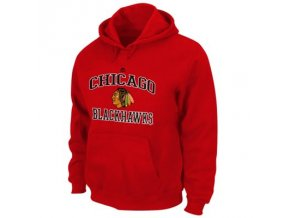 Mikina Chicago Blackhawks Pullover Hoodie