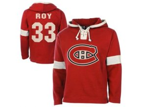 Mikina Patrick Roy #33 Montreal Canadiens Grant Lace