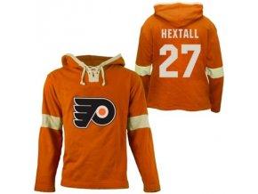 Mikina Ron Hextall #27 Philadelphia Flyers Grant Lace