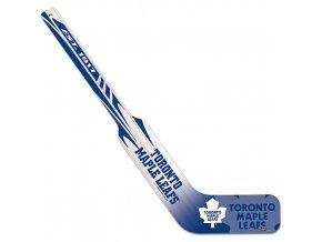 Mini hokejka - Goalie - Toronto Maple Leafs