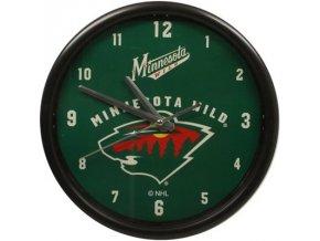 Nástěnné hodiny Minnesota Wild Rim Basic