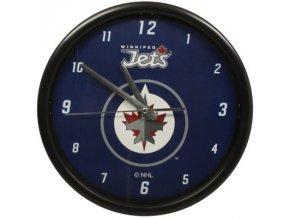 Nástěnné hodiny Winnipeg Jets Rim Basic