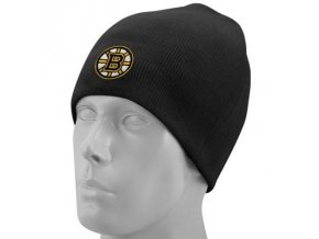 NHL čepice Boston Bruins Basic Logo Scully