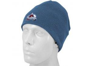 NHL čepice Colorado Avalanche Basic Logo Scully - modrá