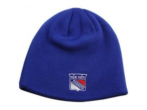 NHL čepice New York Rangers Basic Logo Scully