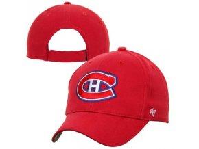 NHL dětská kšiltovka Montreal Canadiens Toddler Basic