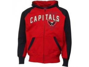 NHL dětská mikina Washington Capitals Rook Zip Up