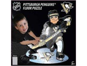 NHL dětské puzzle Pittsburgh Penguins 30 dílků
