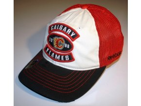 NHL Kšiltovka Calgary Flames Classic Slouch Flex