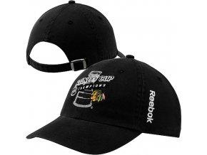 NHL Kšiltovka Chicago Blackhawks 2013 NHL Stanley Cup Champions Adjustable