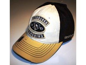 NHL Kšiltovka Pittsburgh Penguins Classic Slouch Flex