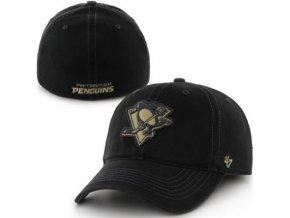 NHL kšiltovka Pittsburgh Penguins Helm Flex