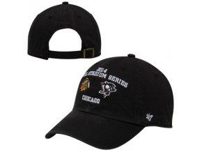 NHL kšiltovka Pittsburgh Penguins vs. Chicago Blackhawks 2014 Stadium Series Adjustable Hat