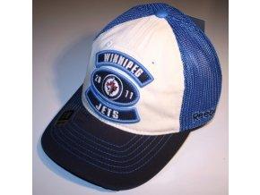NHL Kšiltovka Winnipeg Jets Classic Slouch Flex
