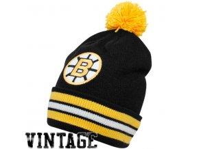 NHL kulich Boston Bruins Vintage Jersey Stripe