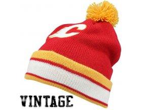 NHL kulich Calgary Flames Vintage Jersey Stripe