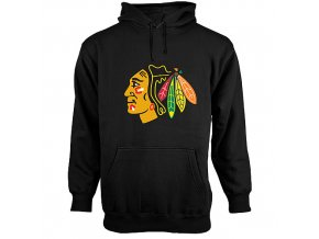 NHL Mikina Chicago Blackhawks Big Logo
