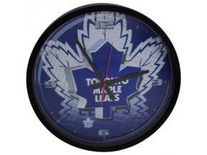 NHL nástěnné hodiny Toronto Maple Leafs Round Clock