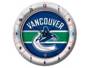 NHL nástěnné hodiny Vancouver Canucks