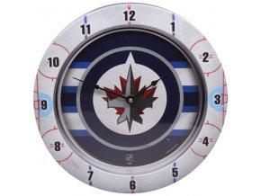 NHL nástěnné hodiny Winnipeg Jets
