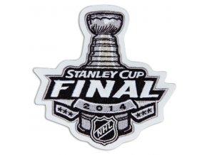 NHL nášivka Stanley Cup Final 2014