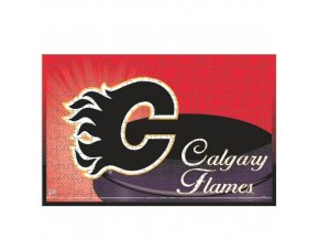 NHL puzzle Calgary Flames 150 dílků
