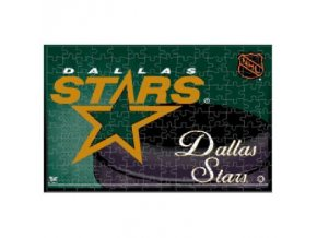 NHL puzzle Dallas Stars 150 dílků
