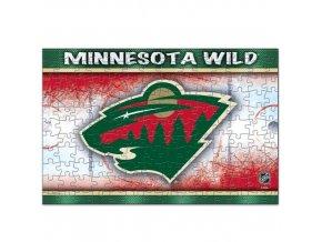 NHL puzzle Minnesota Wild 150 dílků