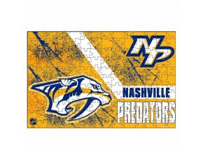 NHL puzzle Nashville Predators 150 dílků