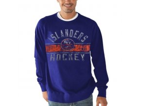NHL svetr New York Islanders Crossover