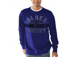 NHL svetr St. Louis Blues Crossover