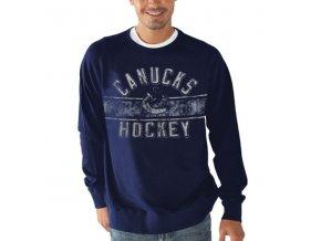 NHL svetr Vancouver Canucks Crossover