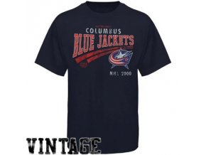 NHL tričko Columbus Blue Jackets Knuckles
