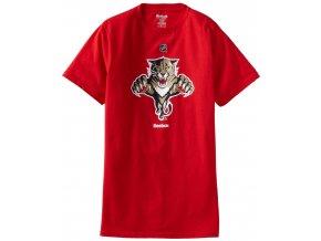 NHL tričko - Florida Panthers - Primary Logo - červené