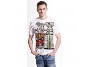 NHL Tričko Chicago Blackhawks 2013 Stanley Cup Champions Big Stanley