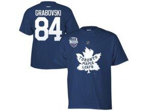 NHL tričko Mikhail Grabovski #84 Toronto Maple Leafs Winter Classic 2014