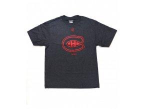 NHL tričko Montreal Canadiens Grey