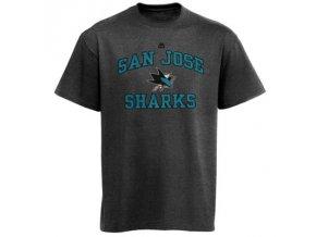 NHL tričko San Jose Sharks Heart and Soul