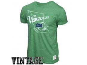 NHL tričko Vancouver Canucks Mock Twist