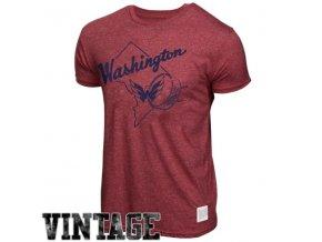 NHL tričko Washington Capitals Mock Twist