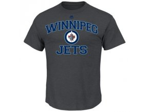 NHL tričko Winnipeg Jets Heart and Soul
