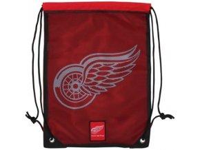 NHL vak Detroit Red Wings Mesh Big Logo Drawstring